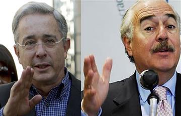 """Uribe y Pastrana: Una alianza por el """"No"""" al plebiscito"""