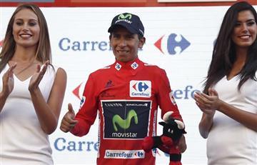 Vuelta a España: Nairo sigue líder