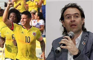 """Alcalde de Medellín: """"Quisiera que la ciudad fuera la sede de la Selección Colomba"""""""