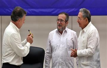 Acuerdo final se firmará en Cartagena el 26 de septiembre