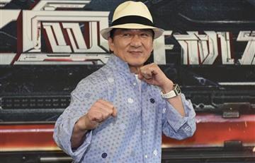 Jackie Chan será premiado con un Oscar honorífico