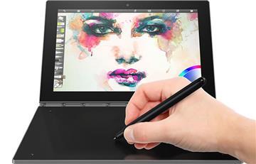 Lenovo Yoga Book: Primera tablet con teclado táctil