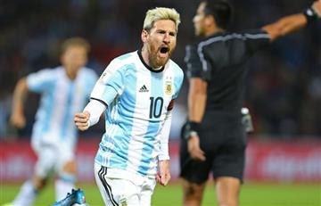 Lionel Messi no jugará frente a Venezuela