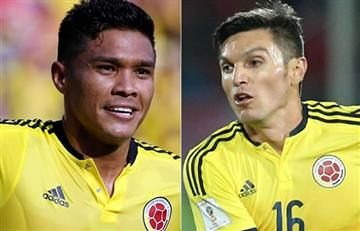 Selección Colombia: Daniel Torres y Teófilo Gutiérrez no viajarán a Brasil
