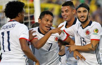 La Selección Colombia llegó a Brasil con un par de bajas