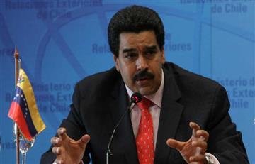"""Video: Maduro habría agredido a una mujer en pleno """"cacerolazo"""""""