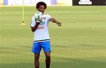 """Cuadrado: """"Siempre contra Brasil hemos hecho buenos partidos"""""""