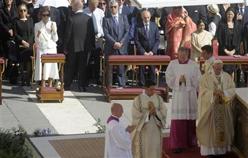 Papa Francisco canonizó a la madre Teresa de Calcuta