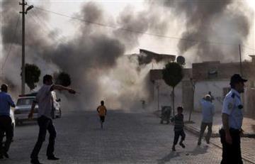 Siria: Ataque suicida deja al menos 14 muertos