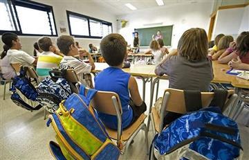 Colegios oficiales de Bogotá abren 105 mil cupos