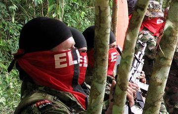 ELN anuncia paro armado en Nariño