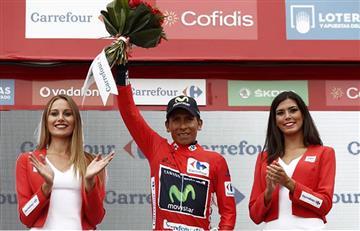 Nairo Quintana no pierde el liderato