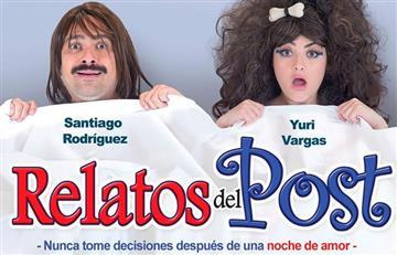 Relatos del Post con Santiago Rodríguez y Yuri Vargas