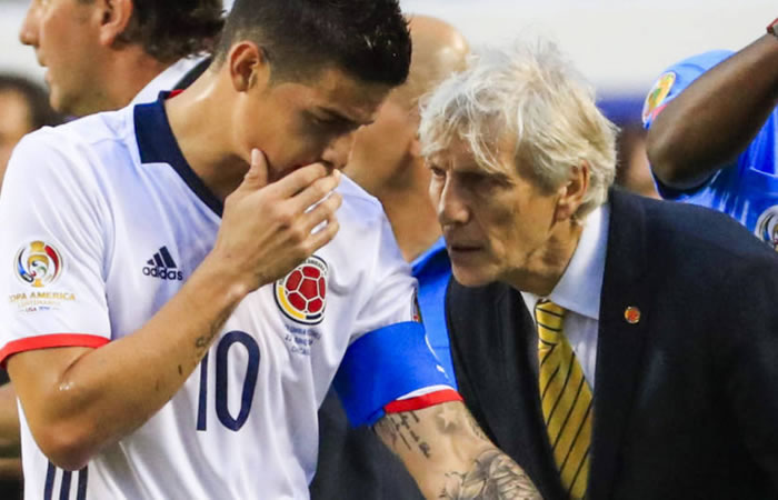 Selección Colombia: Pékerman con 2 triunfos y 3 derrotas ante Brasil