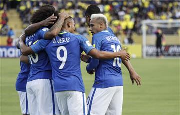 Brasil confirmó nómina para enfrentar a Colombia