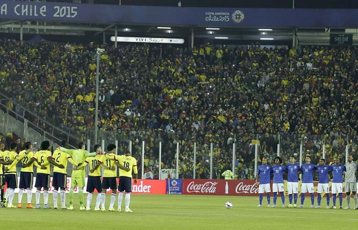 Brasil vs. Colombia: alineaciones confirmadas de ambas selecciones