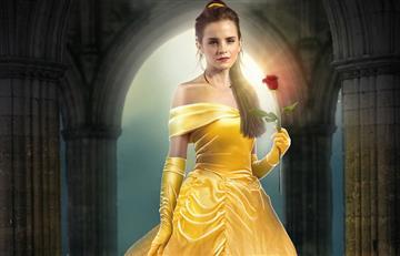 Emma Watson en su papel en 'La Bella y la Bestia'