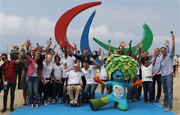 Se enciende la llama de los Juegos Paralímpicos