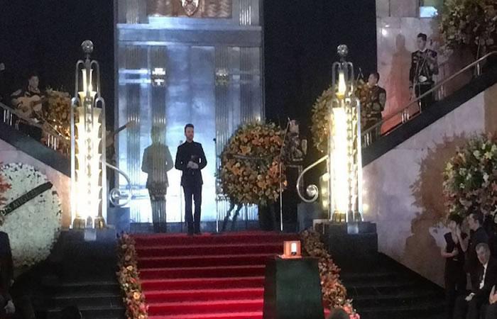 Juan Gabriel: Jas Devael y su conmovedora despedida