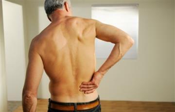 Mala postura puede generar lesiones de espalda