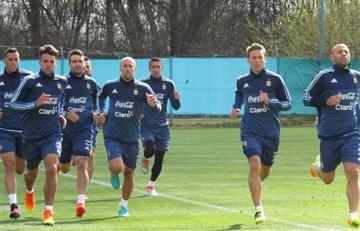 Sin Messi, Argentina visita al colero de la eliminatoria