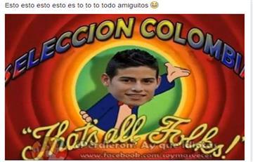 Brasil vs. Colombia: Los memes que dejó la derrota 'Tricolor'