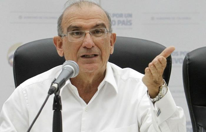 Humberto de la Calle: