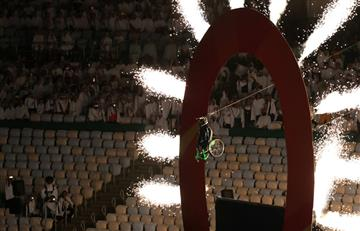 Juegos Paralímpicos: Lo que usted no vio de la inauguración