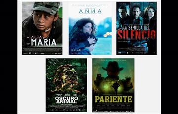 Películas colombianas preseleccionadas para los Oscar