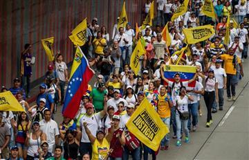 Venezuela: La oposición vuelve a tomarse las calles