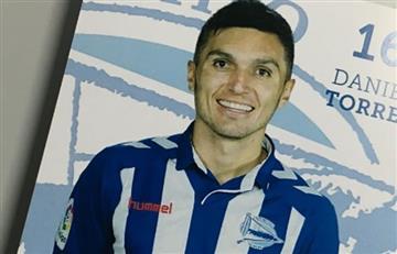 Daniel Torres ya es considerado un ídolo en el Alavés