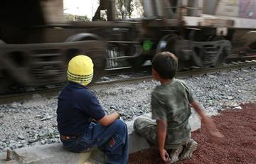 La Policía busca cerca de 80 niños desaparecidos