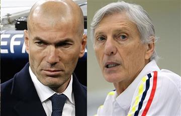 Por James, la relación entre Pékerman y el Madrid empeoran