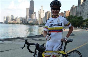 Roban a ciclista olímpica, Ana Cristina Sanabria