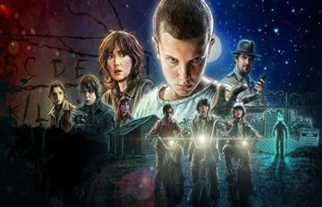 'Stranger Things' es la serie del momento, ¿De qué se trata?