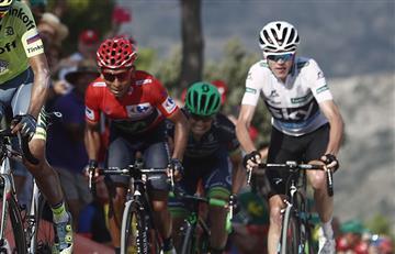 Vuelta a España: El equipo de Froome debió ser descalificado, pero no lo hicieron