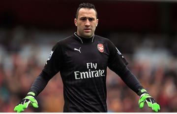 David Ospina:Arsenal no contaría con él para el próximo partido