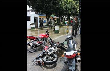 En Saravena un atentado con granada deja dos heridos