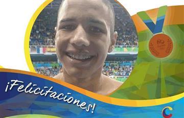 Juegos Paralímpicos 2016: Carlos Serrano ganó medalla de bronce para Colombia