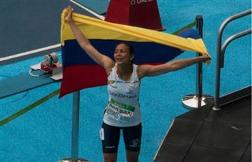 Juegos Paralímpicos: Martha Hernández gana primera medalla para Colombia