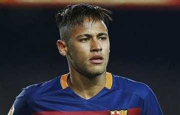 Neymar rechazó el millonario sueldo del PSG