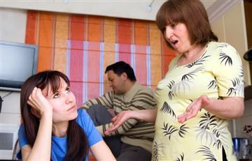 ¿Cómo mantener contenta a tu suegra?