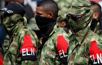 "ELN amenaza con ""paro armado"""