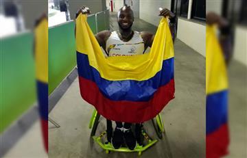 Juegos Paralímpicos: Mauricio Valencia gana medalla de bronce