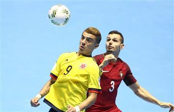 Selección Colombia: Portugal le empató al final