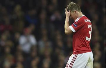 Bastian Schweinsteiger se va del Manchester United