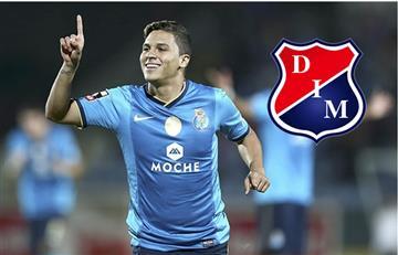 Juan Fernando Quintero podría llegar al Independiente Medellín