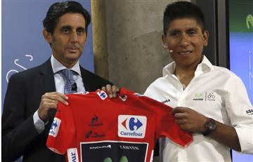 Nairo Quintana es el mejor ciclista en el ranking de la UCI