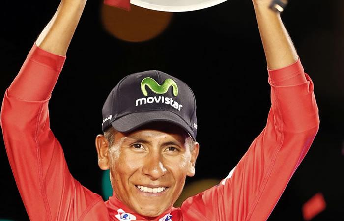 Nairo Quintana: ¿cuánto ganó por ser el campeón de la Vuelta a España?