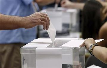 Plebiscito: Registraduría sorteará jurados de votación